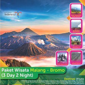 Paket Wisata Malang - Bromo 2021